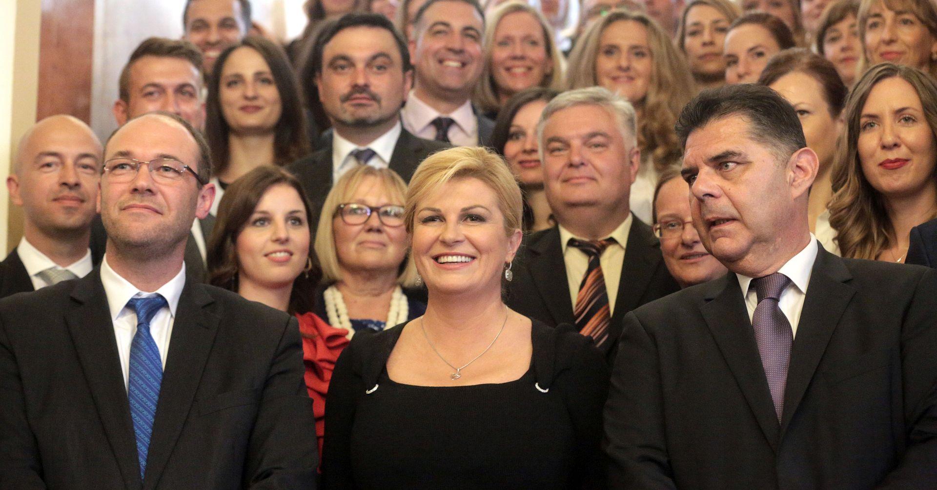 GRABAR KITAROVIĆ 'Hrvatska mora iskoristiti svoj geopolitički potencijal'