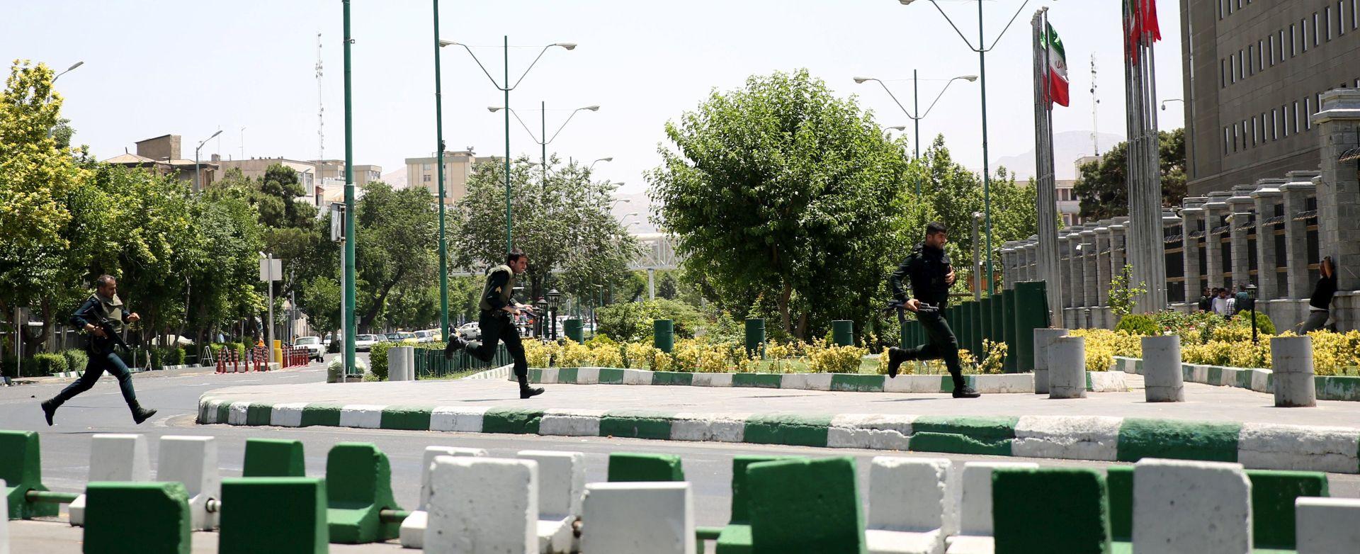 NAPAD U TEHERANU Talačka kriza u parlamentu, dva samoubilačka napada, najmanje 7 mrtvih