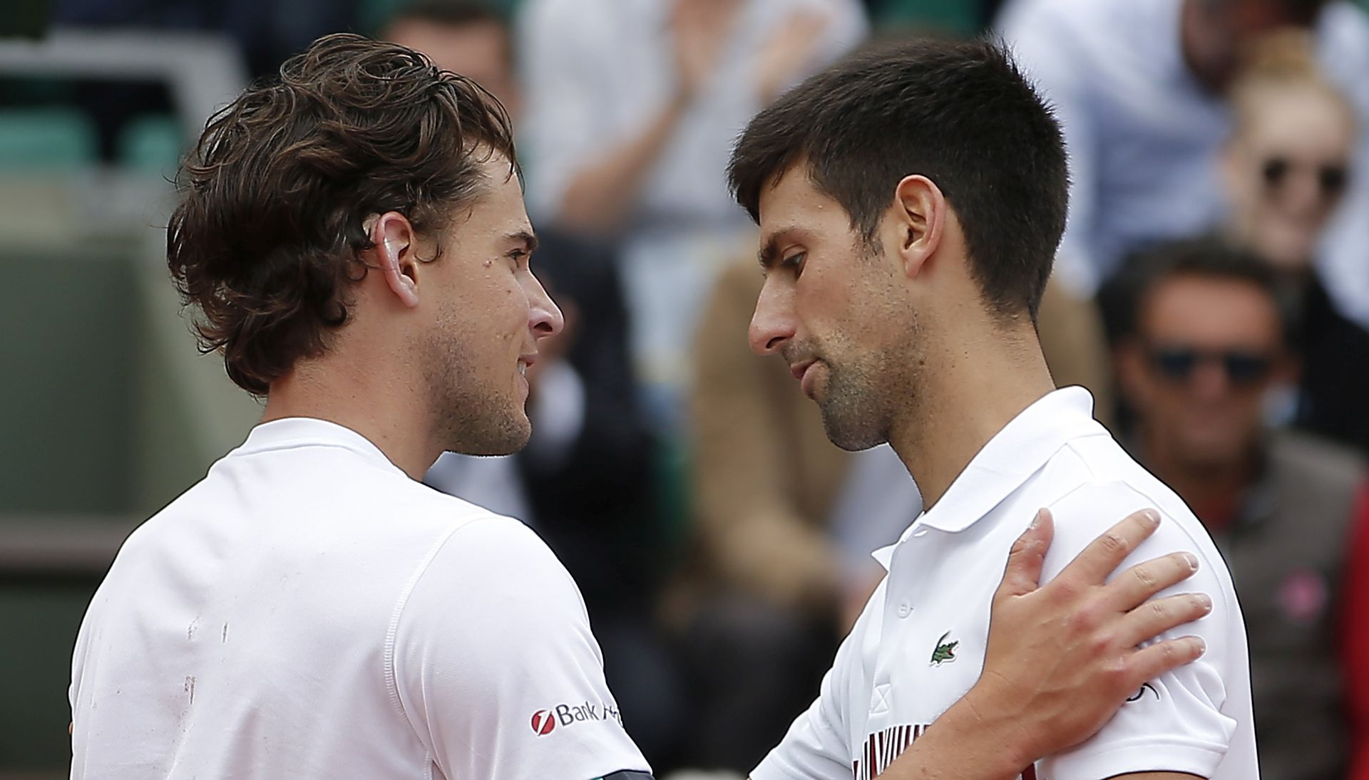 ROLAND GARROS Thiem izbacio Đokovića, za finale protiv Nadala