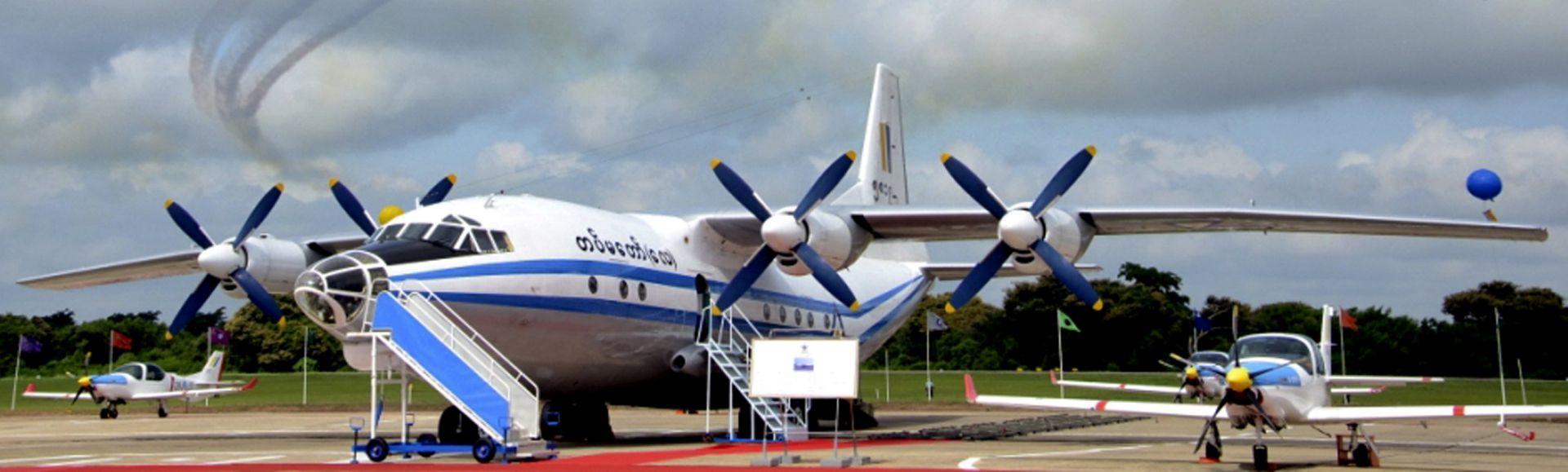 MIJANMAR Pronađeni dijelovi nestalog aviona i deset tijela