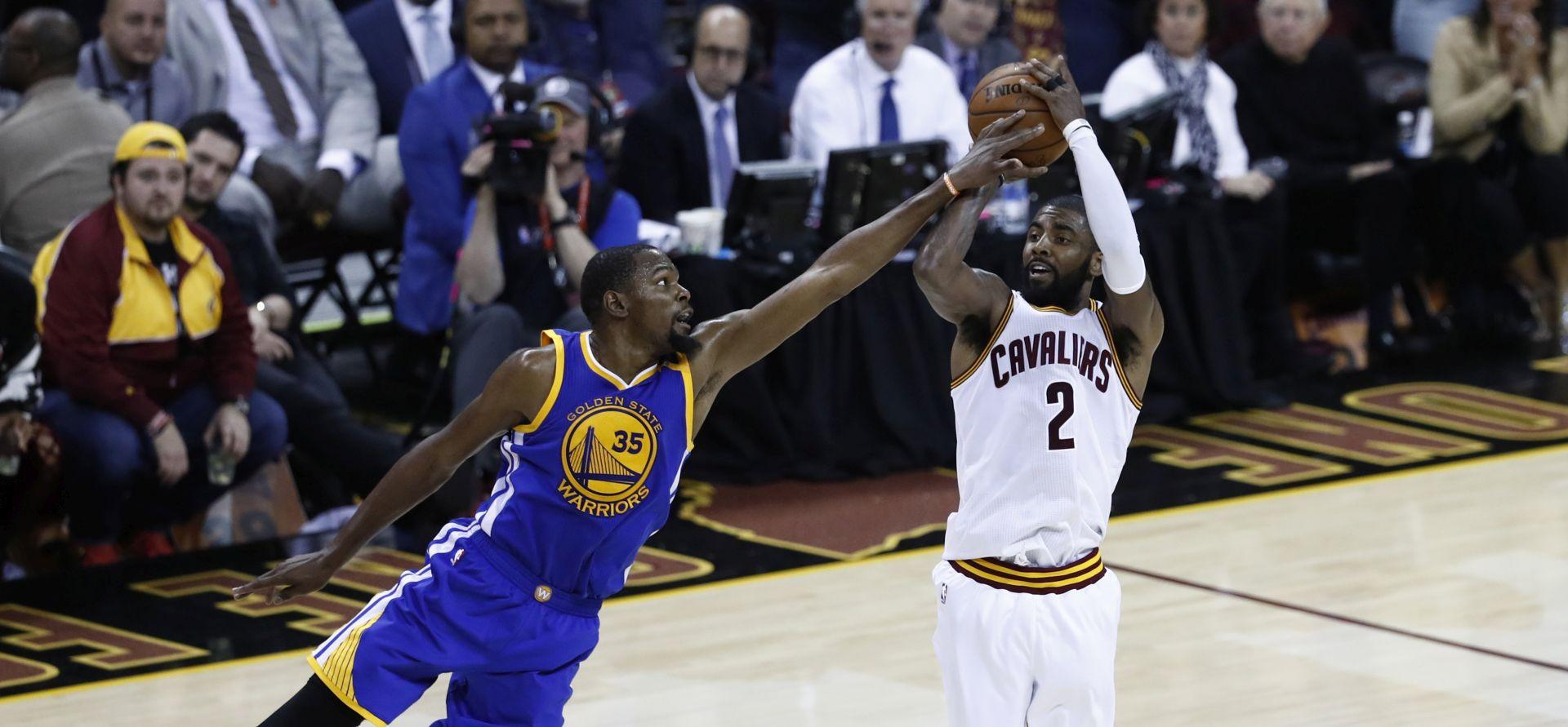 NBA Cleveland prokockao šansu, Golden State poveo 3:0