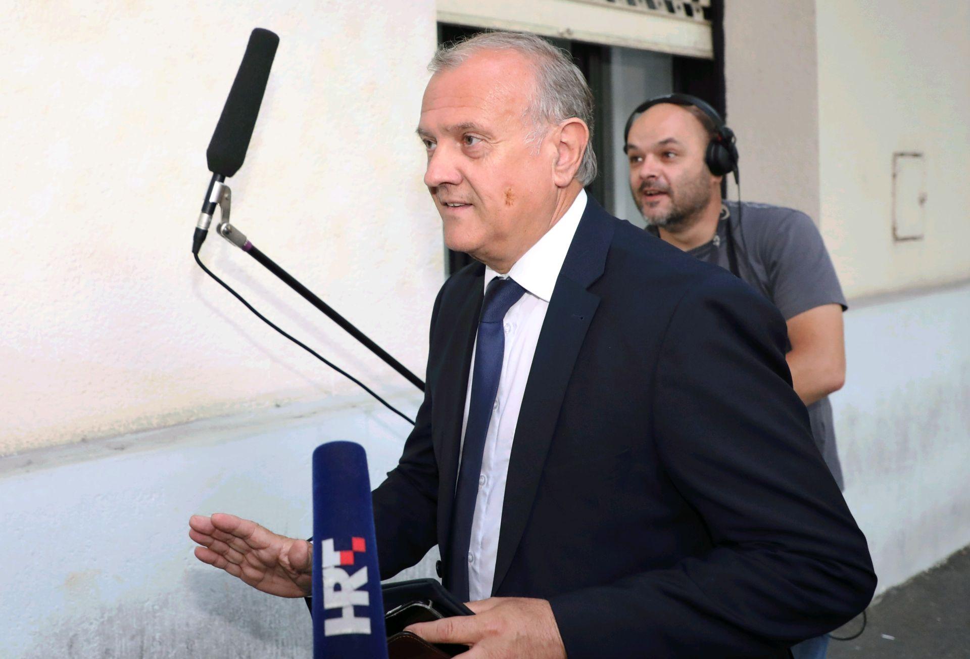 Dražen Bošnjaković predložen za ministra pravosuđa
