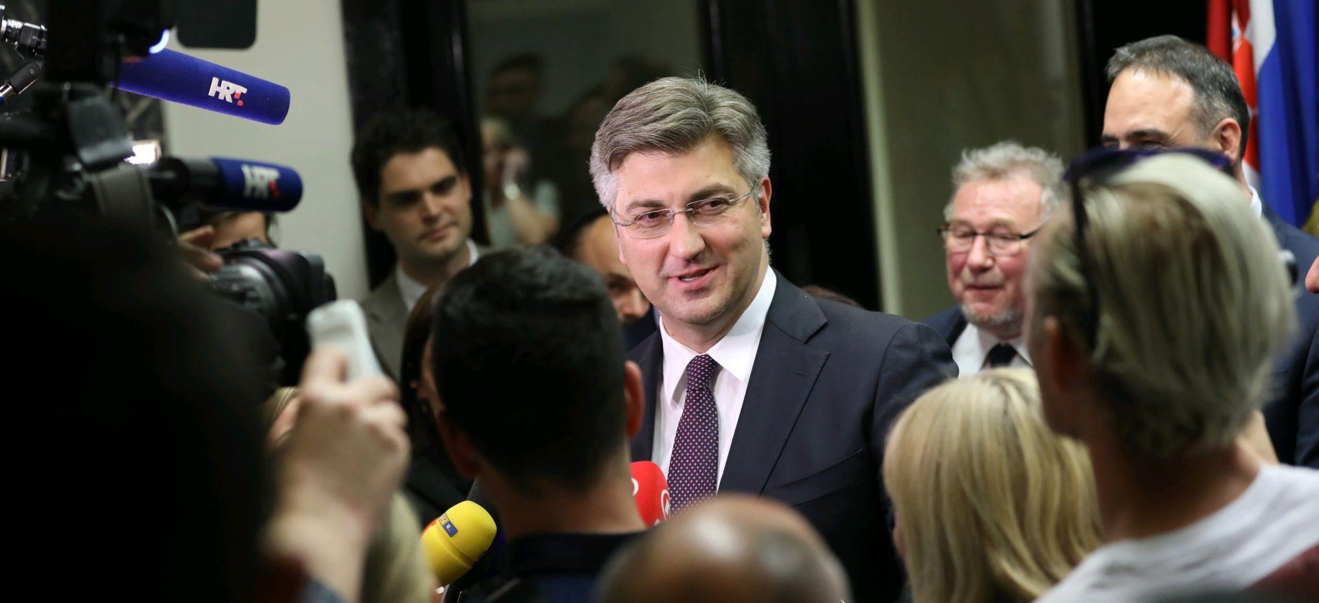 PLENKOVIĆ 'Imamo većinu za izbor novih ministara, važno je usmjeriti se na gospodarski rast i razvoj'