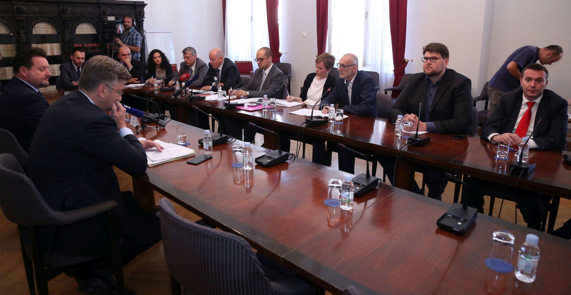 ODBOR ZA USTAV Idući utorak razgovori s 11 kandidata za tri ustavna suca