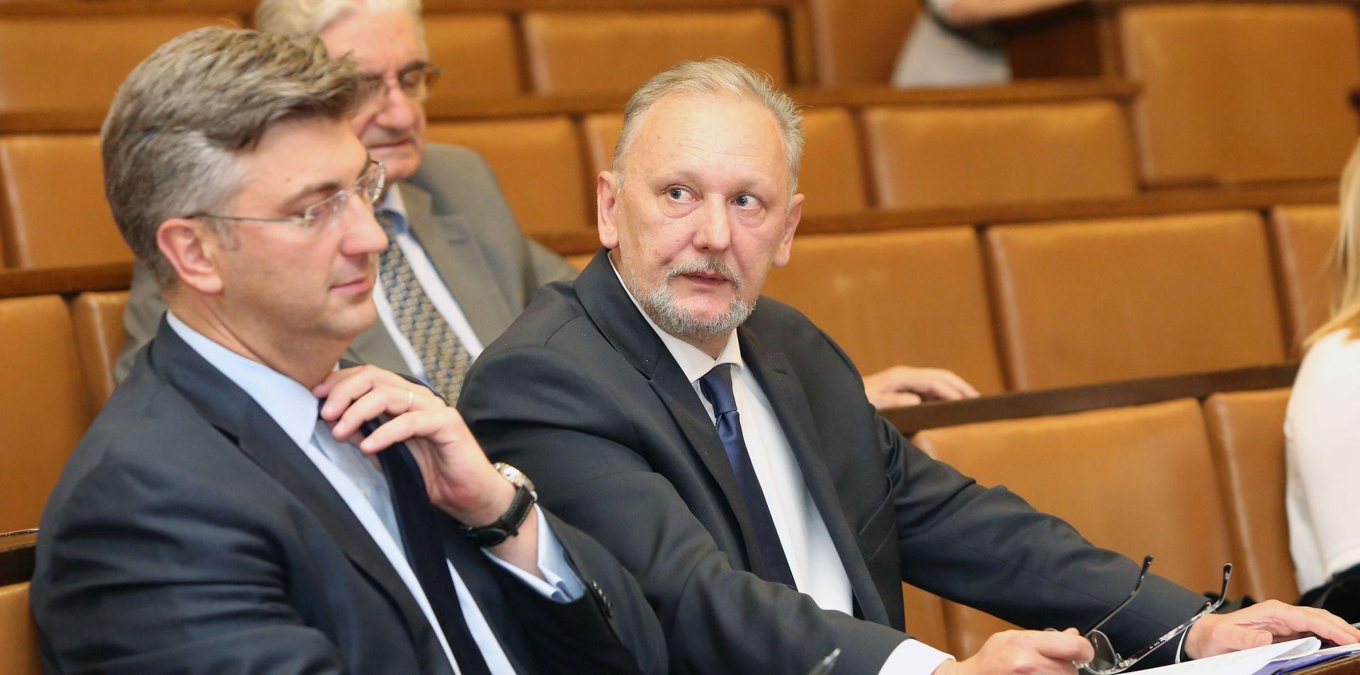 MINISTAR BOŽINOVIĆ 'Policija u slučaju Kostelić postupila po pravilima struke'