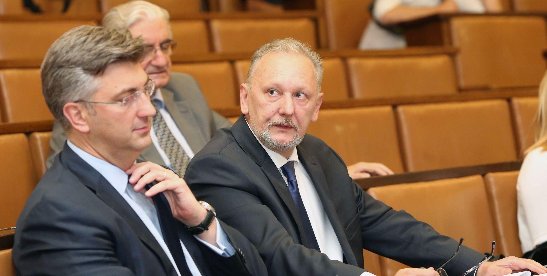 PLENKOVIĆ ' Božinović ima dovoljno životnog, političkog i stručnog iskustva'