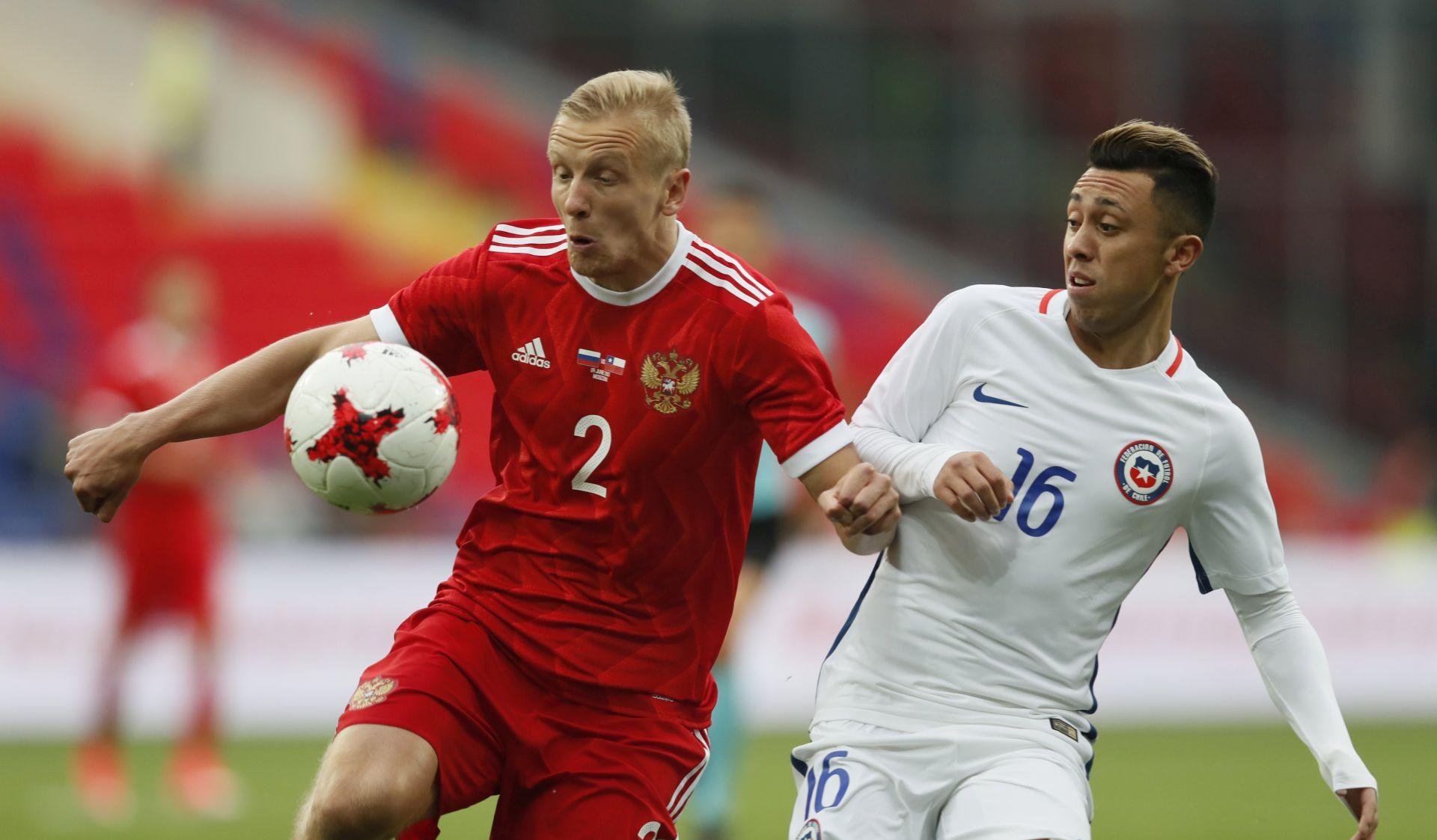 Rusija – Čile 1-1