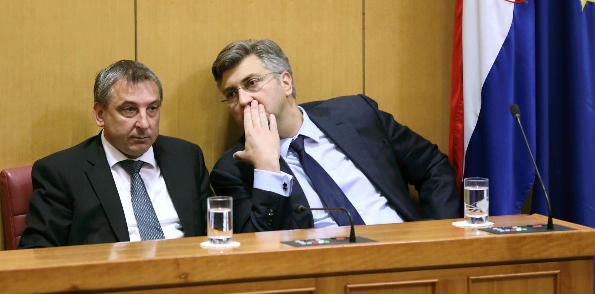 ISTRAŽIVANJE NOVE TV Građani ne podržavaju koaliciju HDZ-a i HNS-a