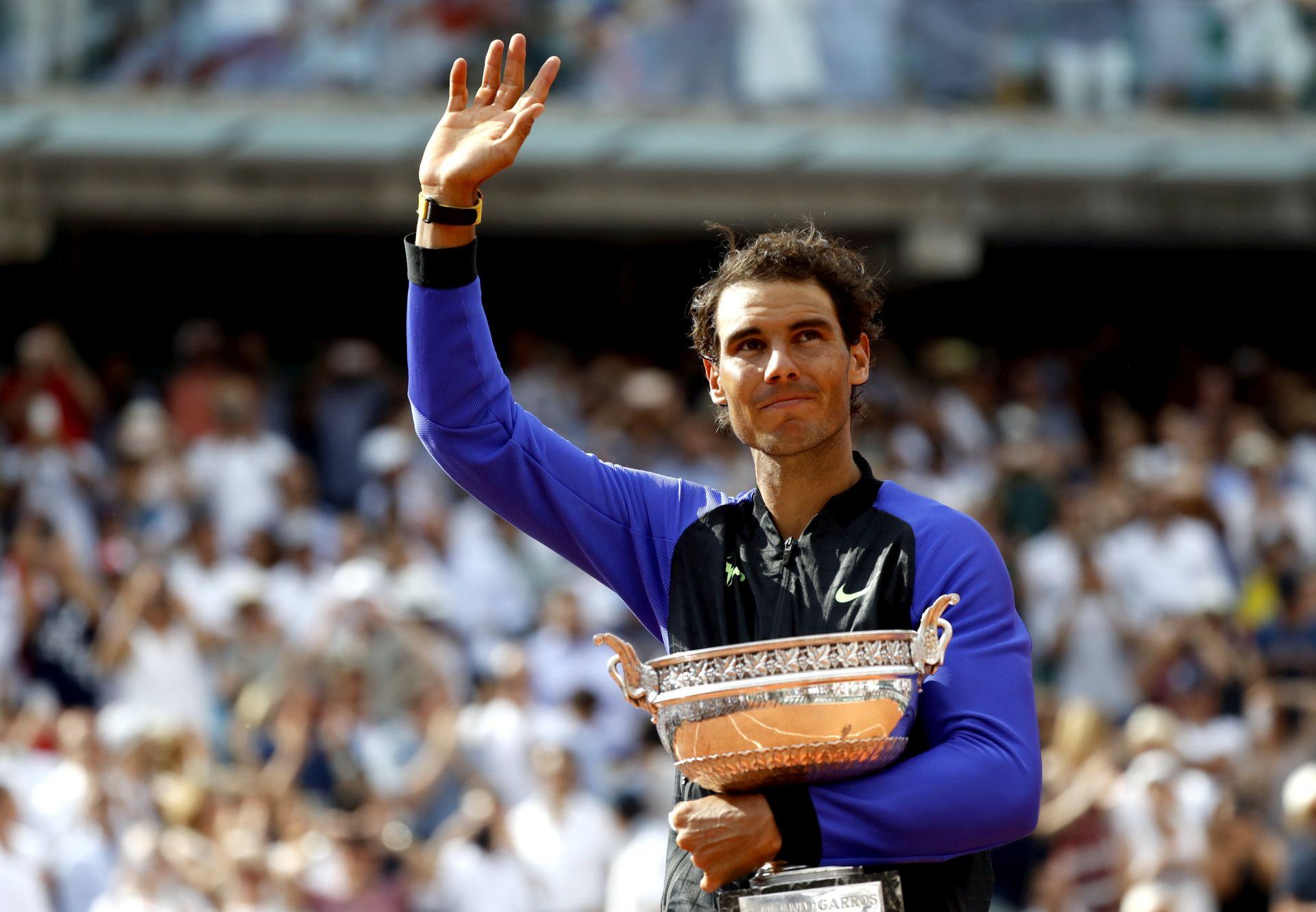 Nadal odmara do Wimbledona, odustao od nastupa u Queen's Clubu