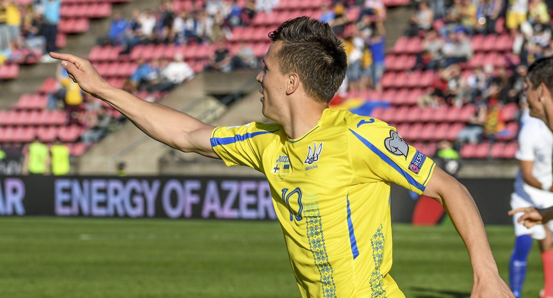 KVALIFIKACIJE ZA SP Pobjeda Ukrajine za drugo mjesto naše skupine