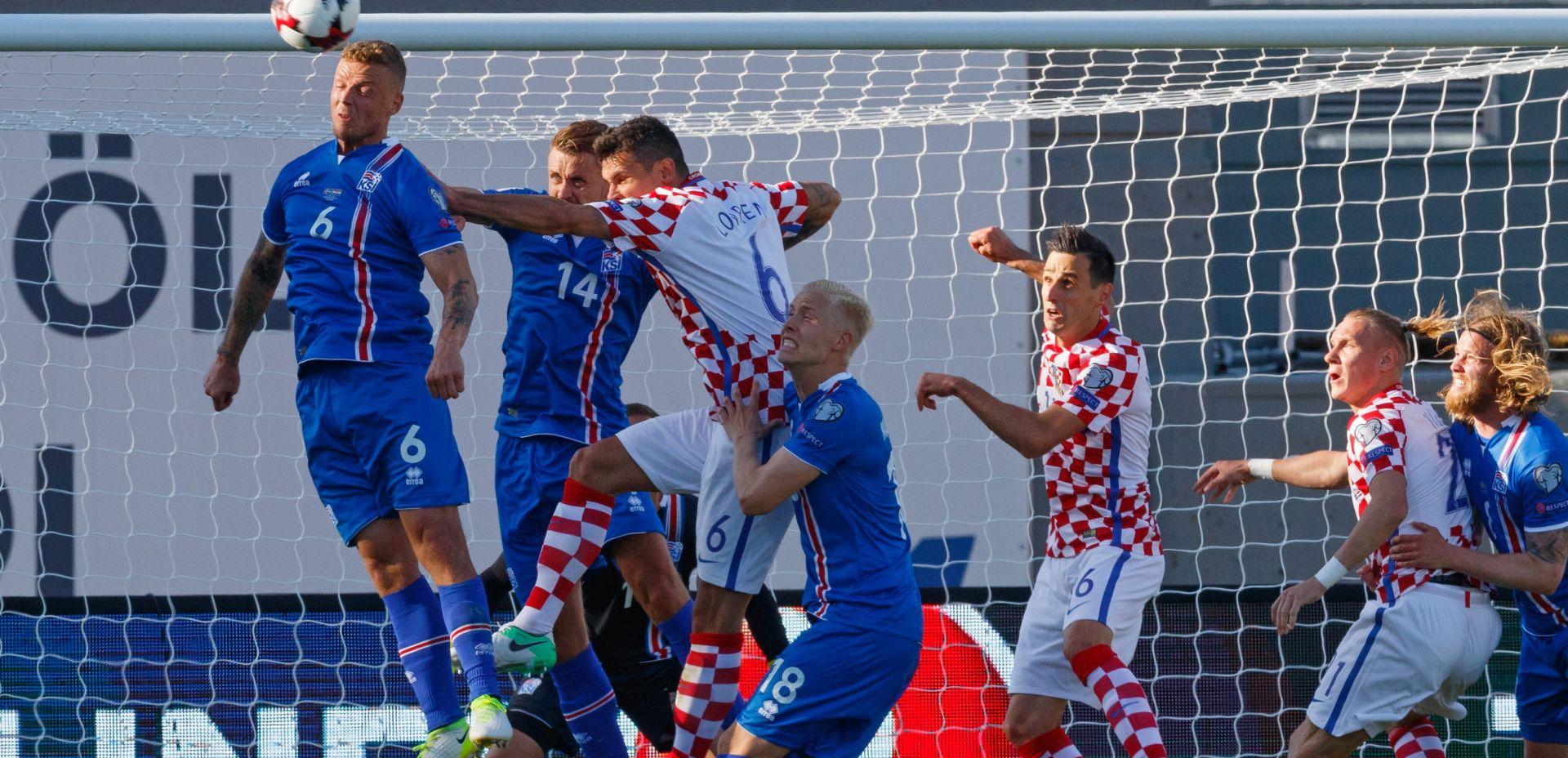 VIDEO: KVALIFIKACIJE Hrvatska na Islandu doživjela prvi poraz