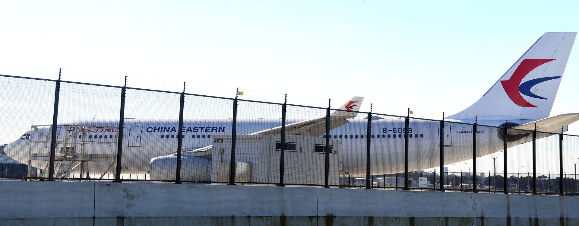 JAKE TURBULENCIJA Najmanje 26 putnika ozlijeđeno a letu China Eastern Airlinesa