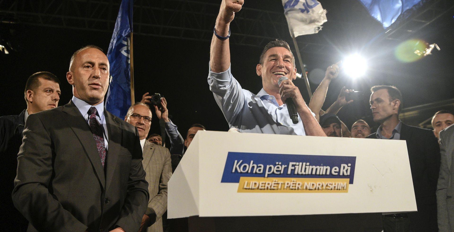 KOSOVO: PDK pobjednik izbora, ali ga čekaju teški koalicijski pregovori