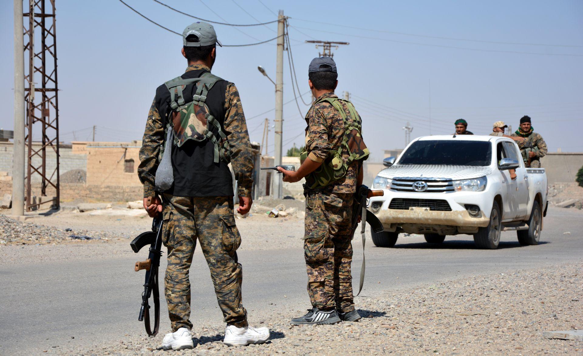 TURSKA TVRDI Kurdi će vratiti oružje SAD-u nakon poraza Islamske države