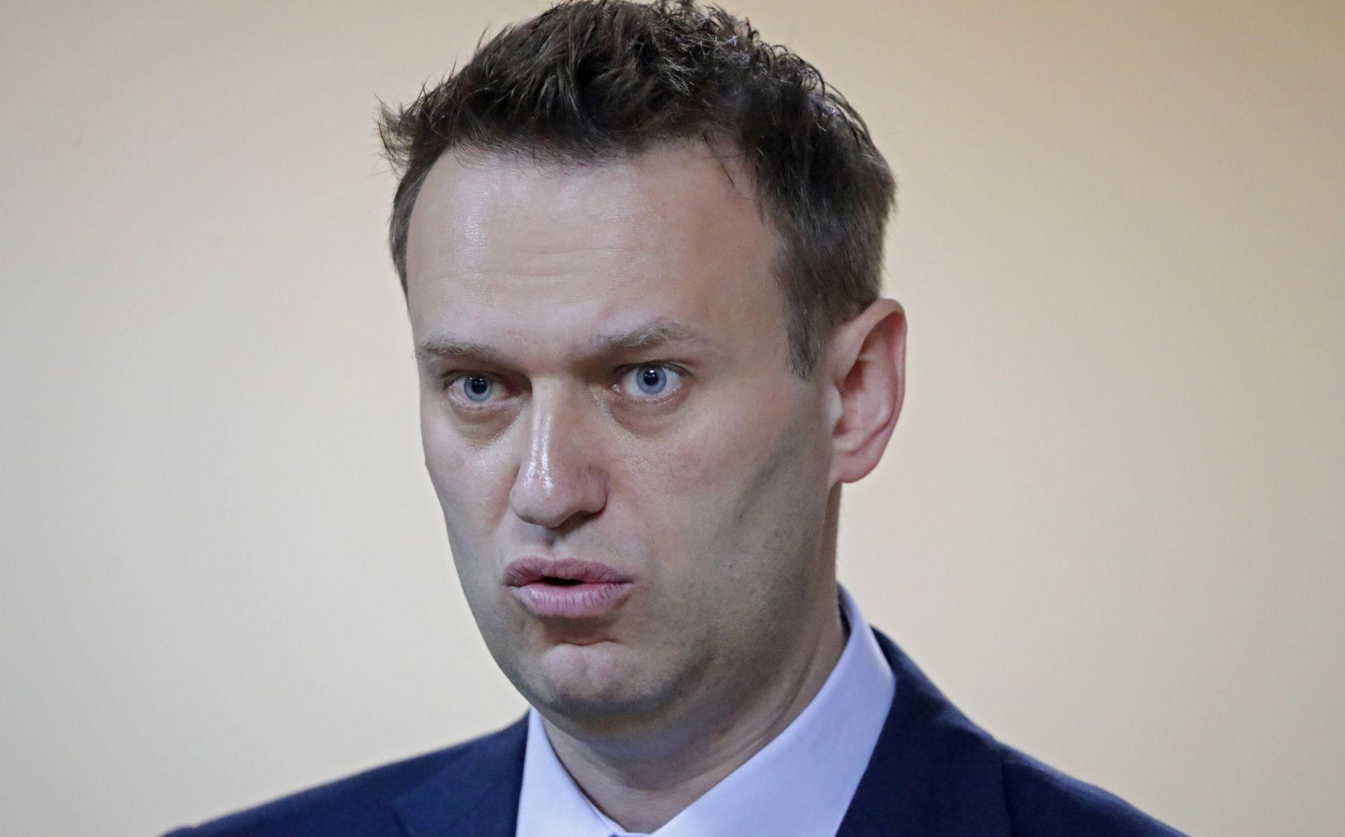 RUSIJA Vođi opozicije 30 dana zatvora zbog prosvjeda