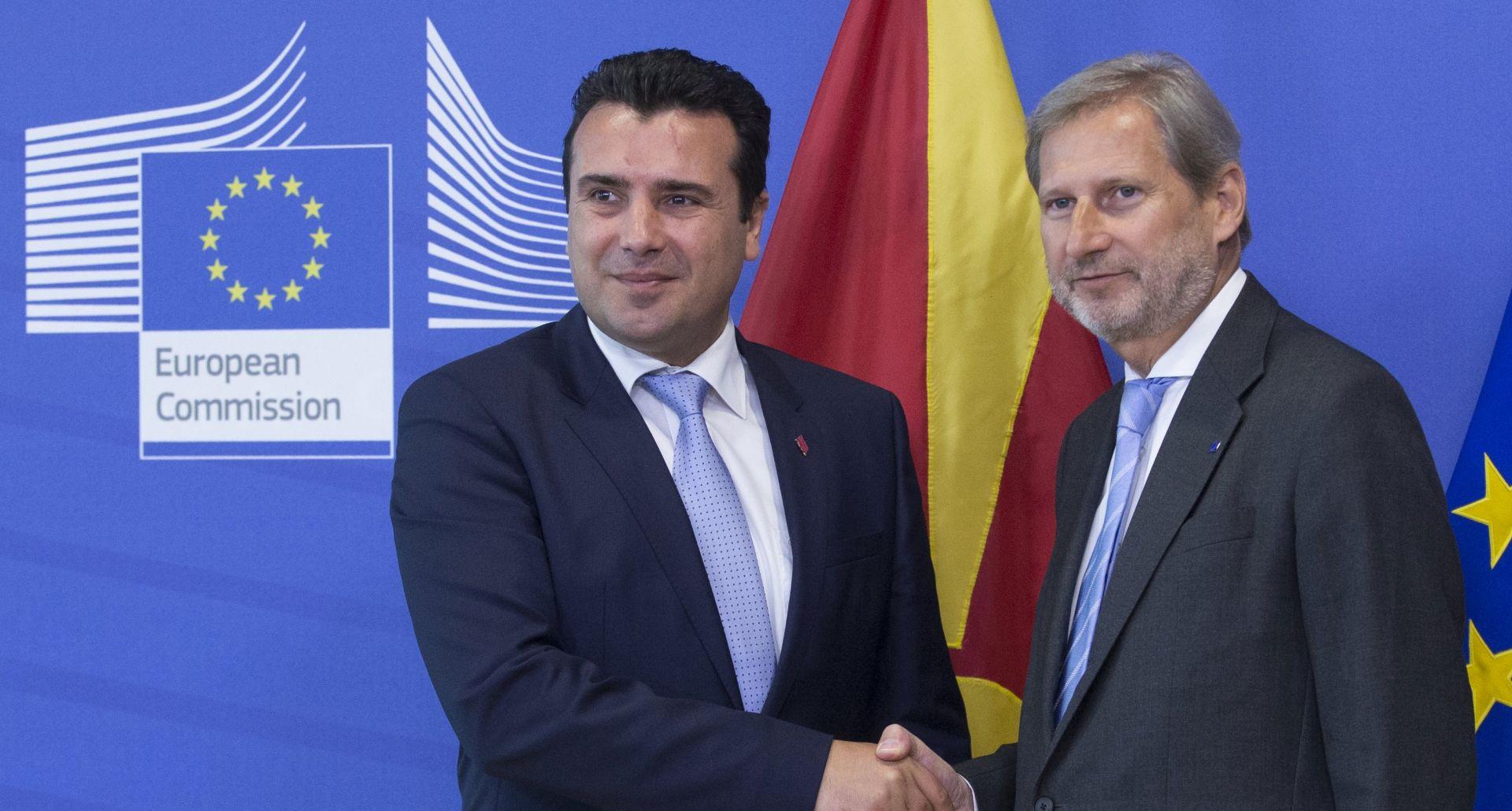 Makedonija računa na prijateljstvo Grčke – Zaev