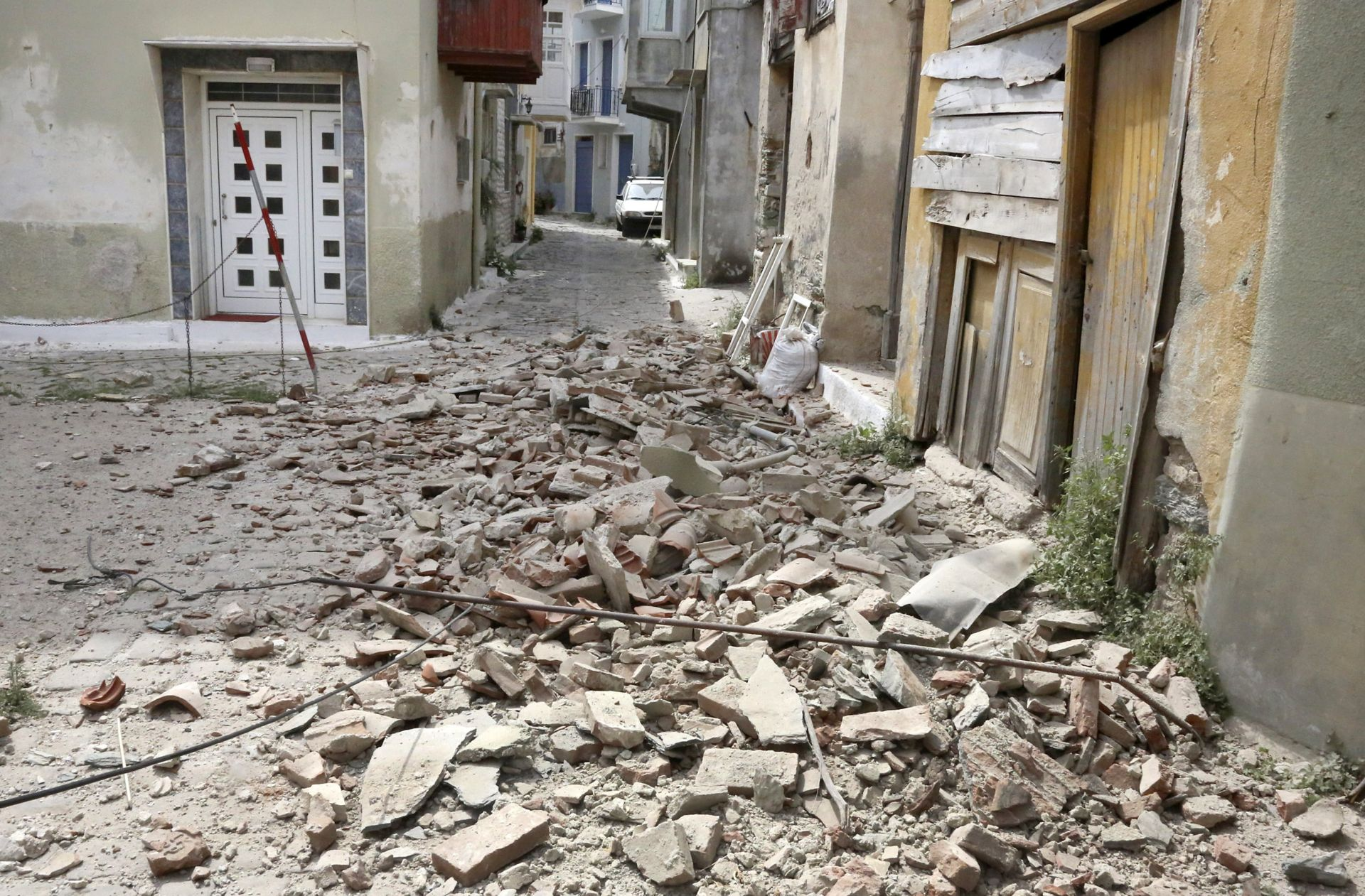 Potres od 6,3 stupnjeva pogodio egejsko područje