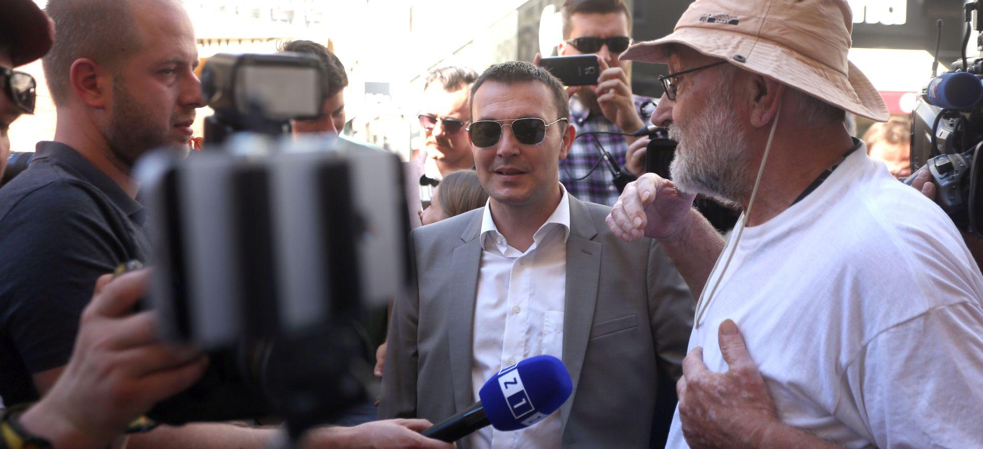 Bauk oštro osudio izjave hrvatske predsjednice u Argentini