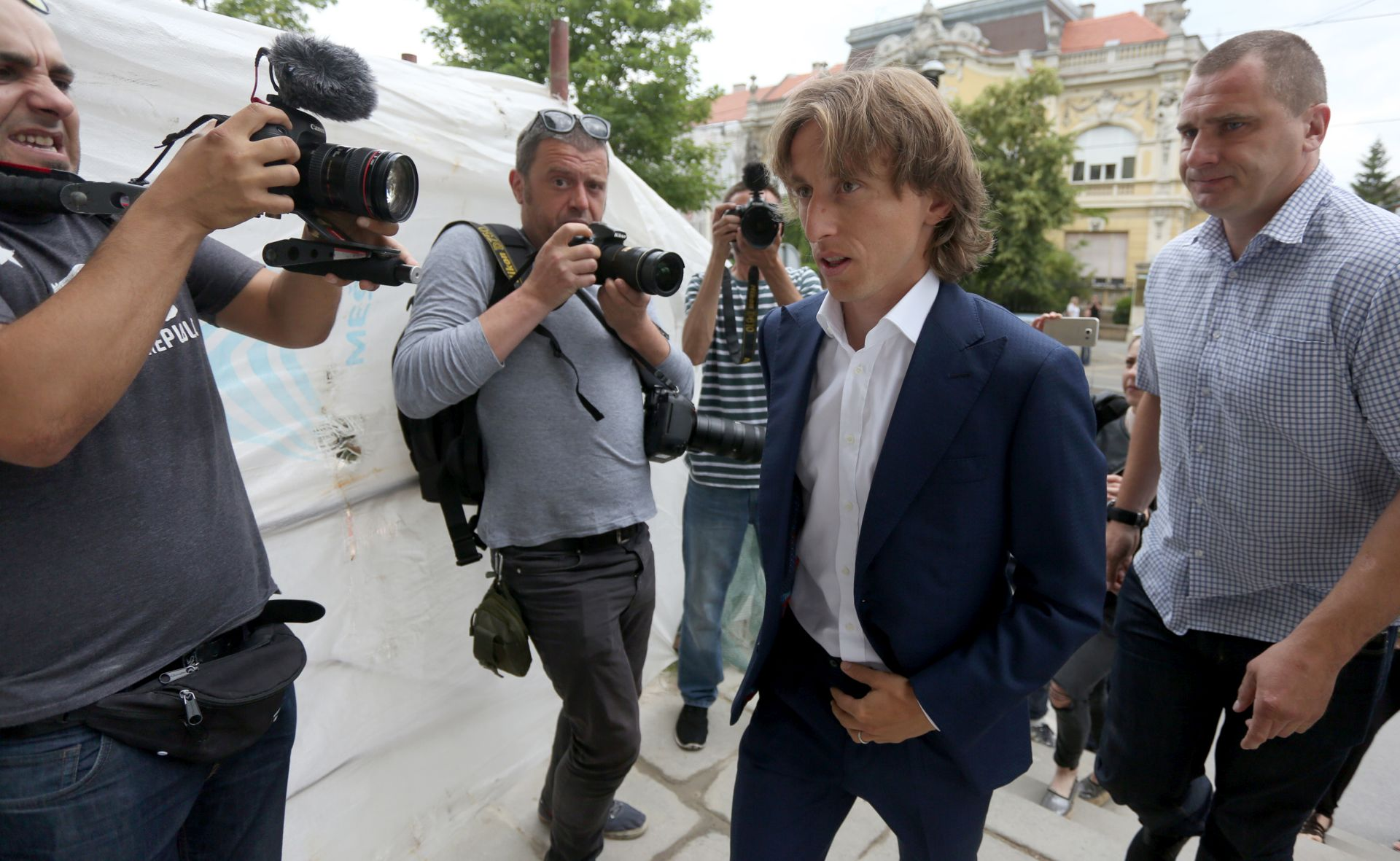 Luku Mordića istražuju zbog davanja lažnog iskaza na suđenju Mamiću