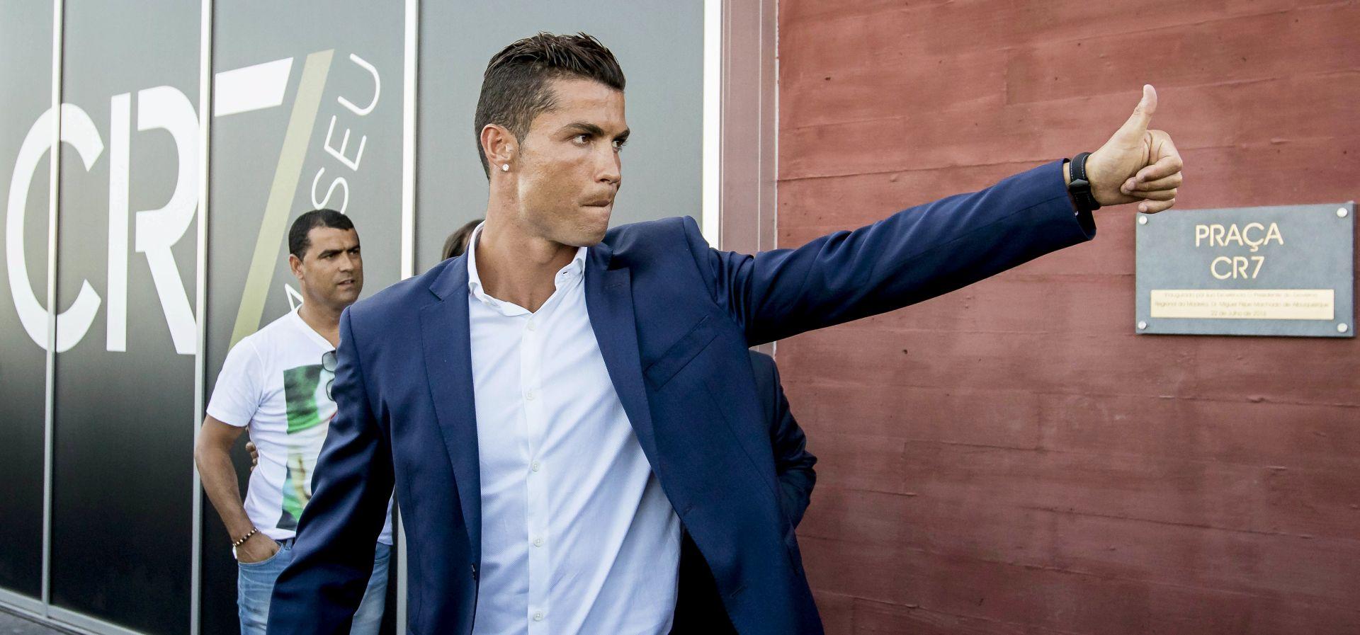 Ronaldo priznao utaju poreza i nudi 14 milijuna državnoj riznici