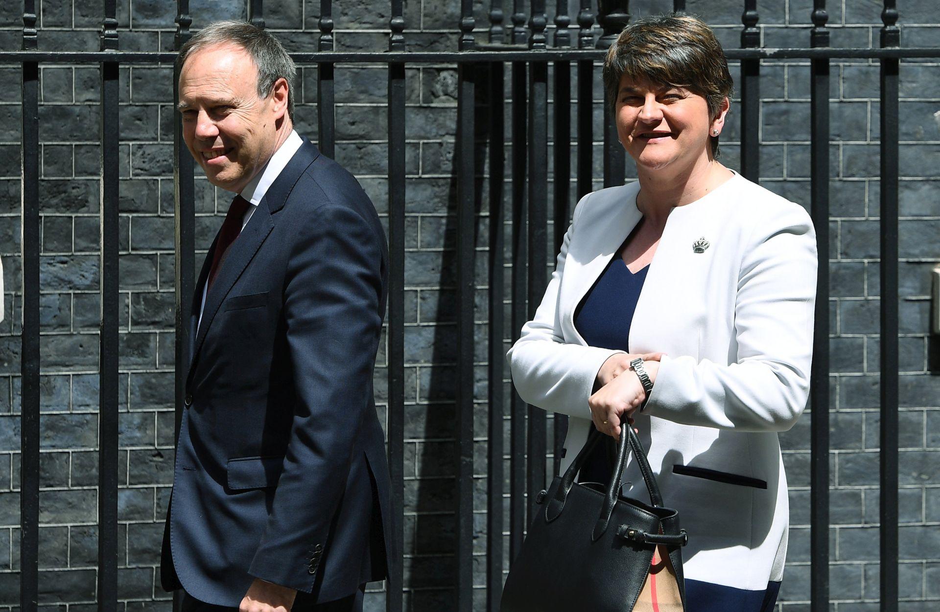 Čelnica sjevernoirskog DUP-a tvrdi da je blizu dogovora s konzervativcima Therese May