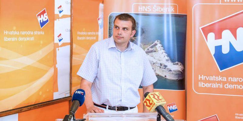 Predsjednik šibensko-kninskog HNS-a Mišura napustio stranku