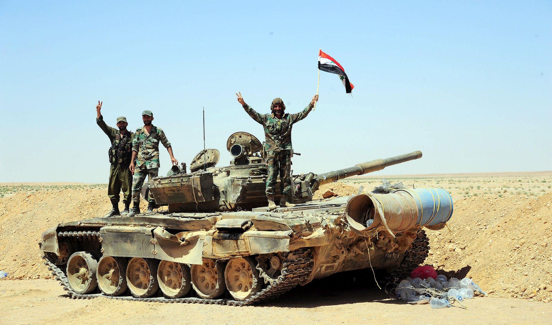 Sirijska vojska objavila primirje, a UN i Rusija planove o novim mirovnim pregovorima