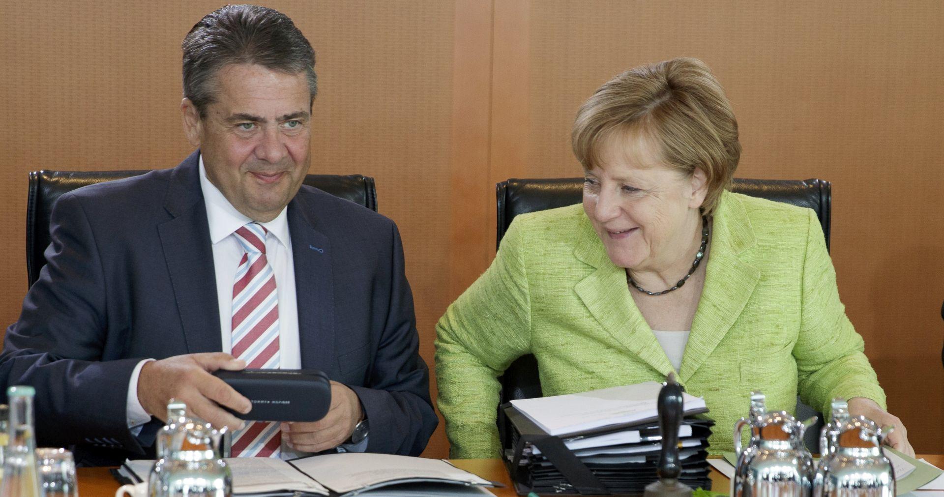Njemačka i Austrija kritiziraju američke sankcije Rusiji