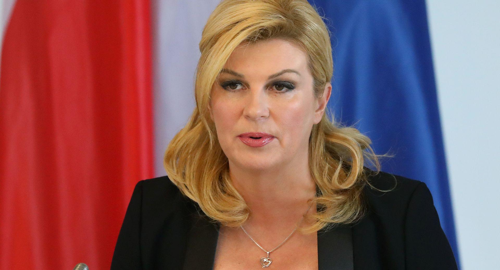 GRABAR-KITAROVIĆ 'Razočarana sam radom Povjerenstva za Agrokor'