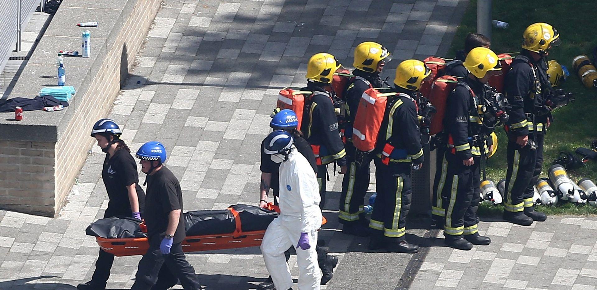 Broj žrtava požara u Londonu porastao na 12