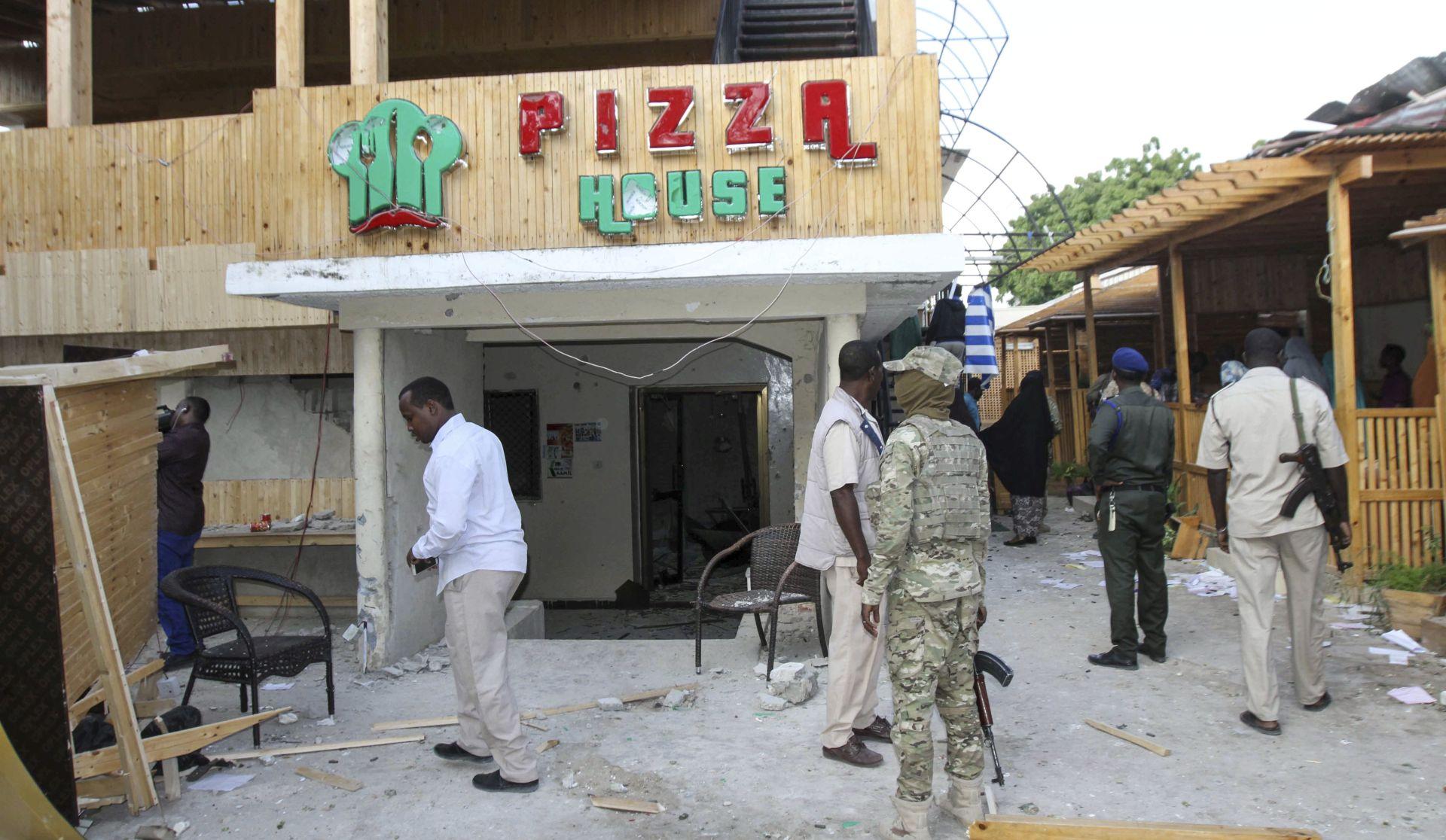 SOMALIJA U eksploziji autobombe poginulo šest civila