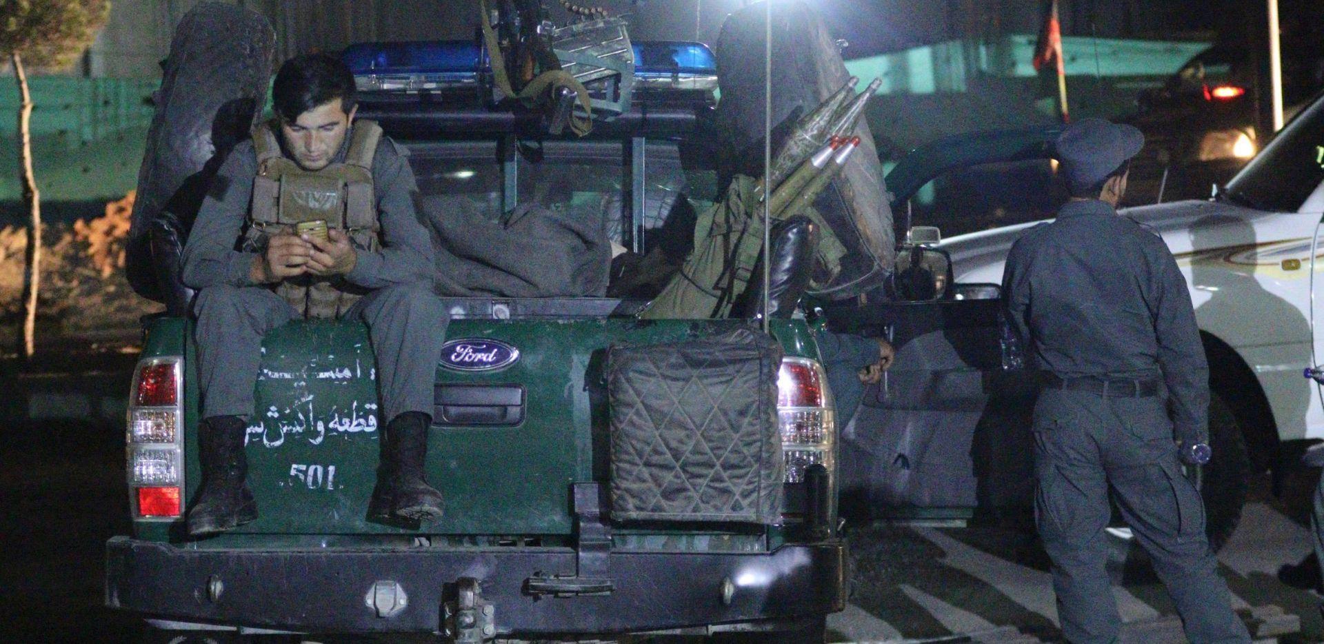 Najmanje dvoje mrtvih u bombaškom napadu na kabulsku džamiju