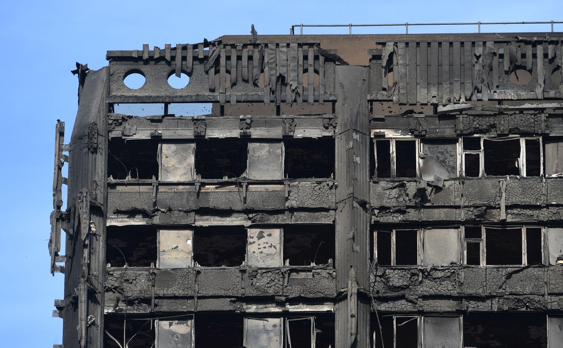 POLICIJA O POŽARU U LONDONU 'Broj žrtava popeo se na 30, neke nikada nećemo moći identificirati'