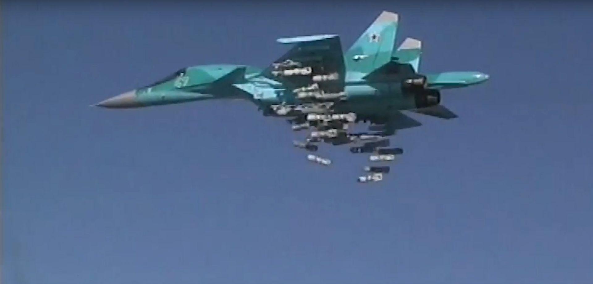 MOSKVA PRIJET Sve letjelice iznad Sirije smatrat ćemo metama