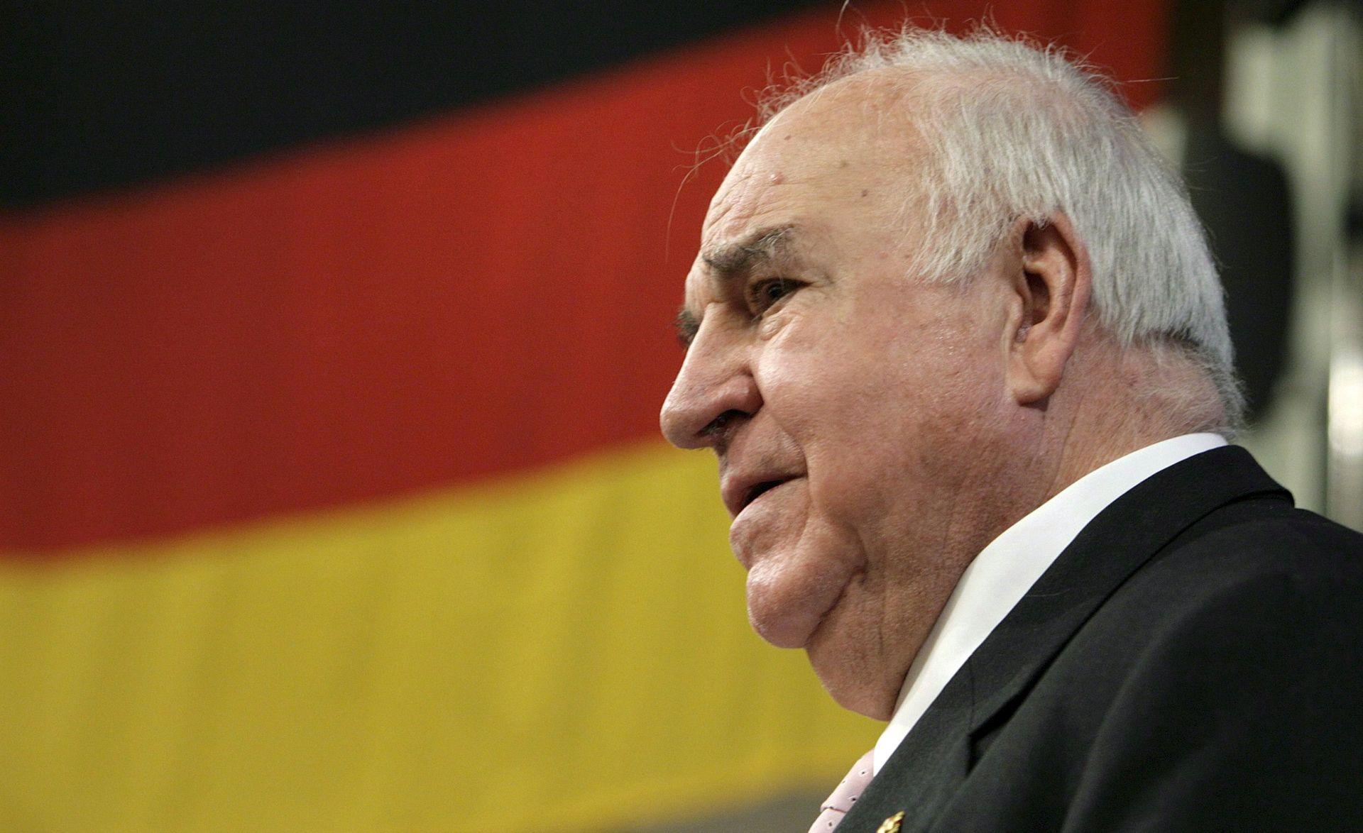 Preminuo Helmut Kohl, arhitekt ujedinjenja Njemačke