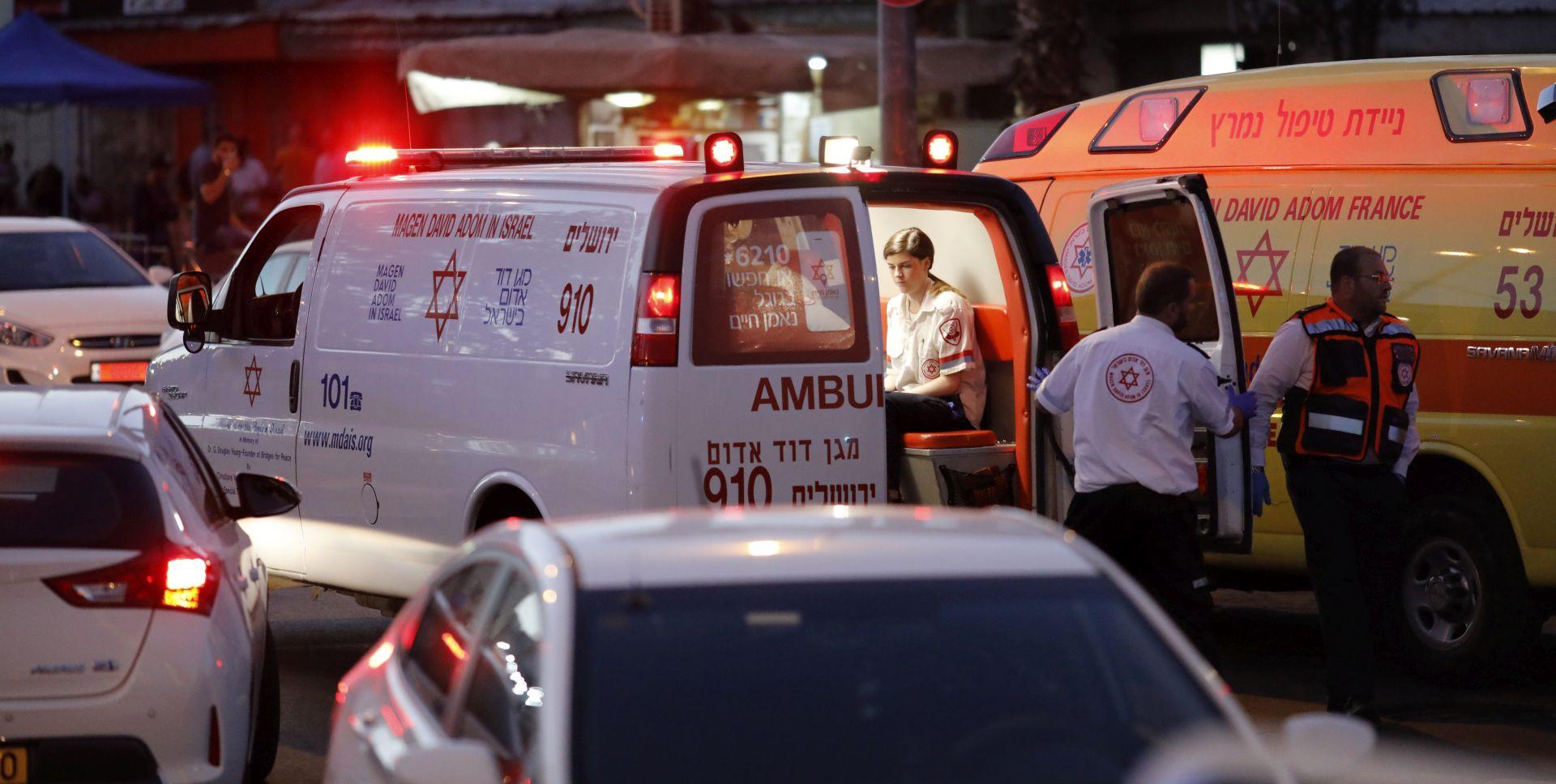 JERUZALEM Ubijena izraelska policajka i tri palestinska napadača