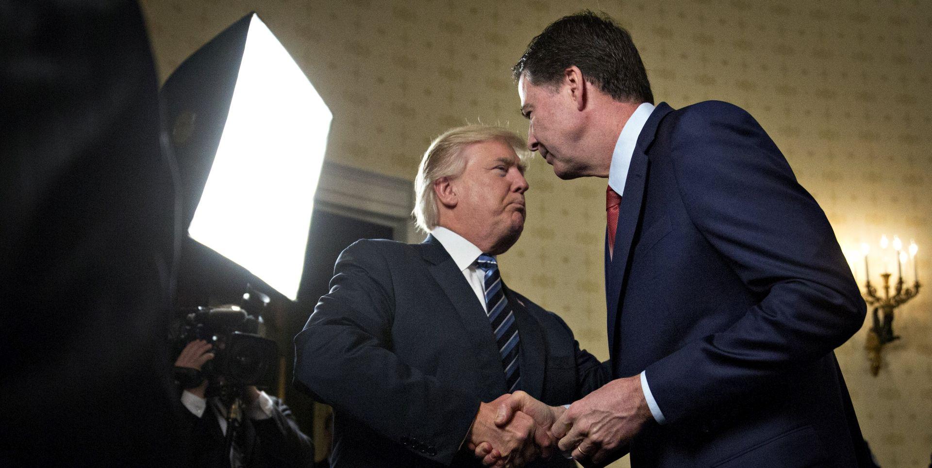 ODVJETNIK 'Trump ipak nije pod istragom'