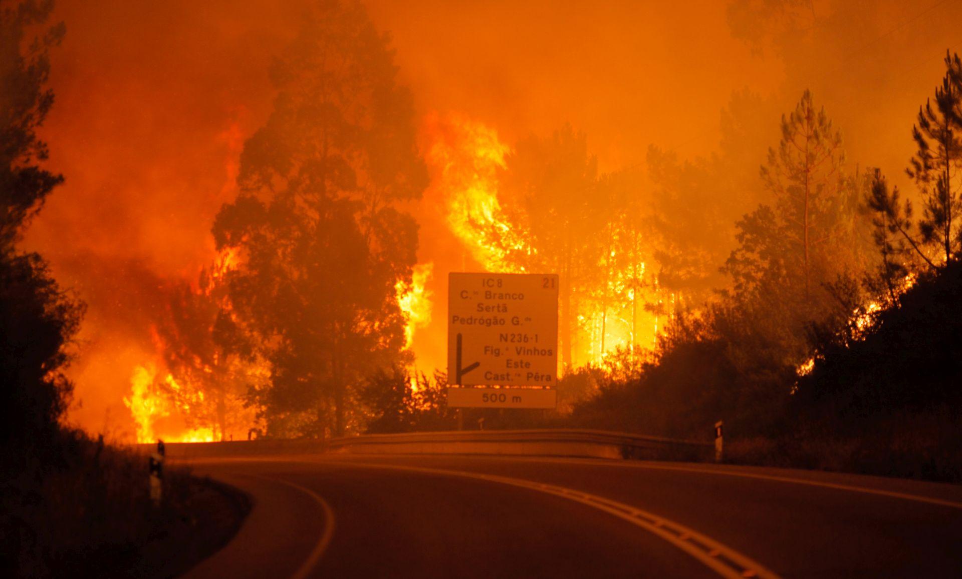 PORTUGAL Broj žrtava požara porastao na 57