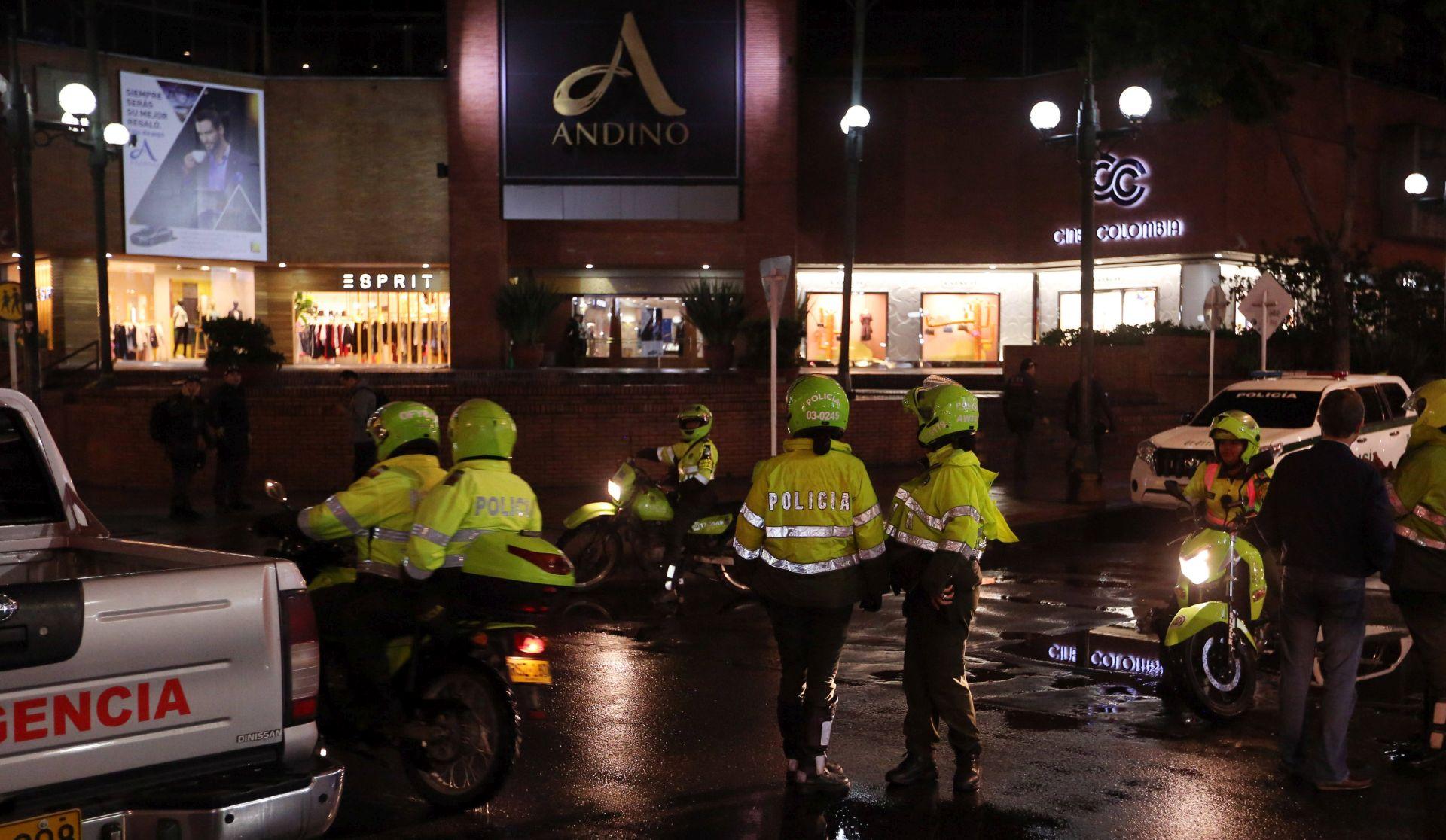 Eksplozija bombe u trgovačkom centru u Kolumbiji, najmanje troje mrtvih