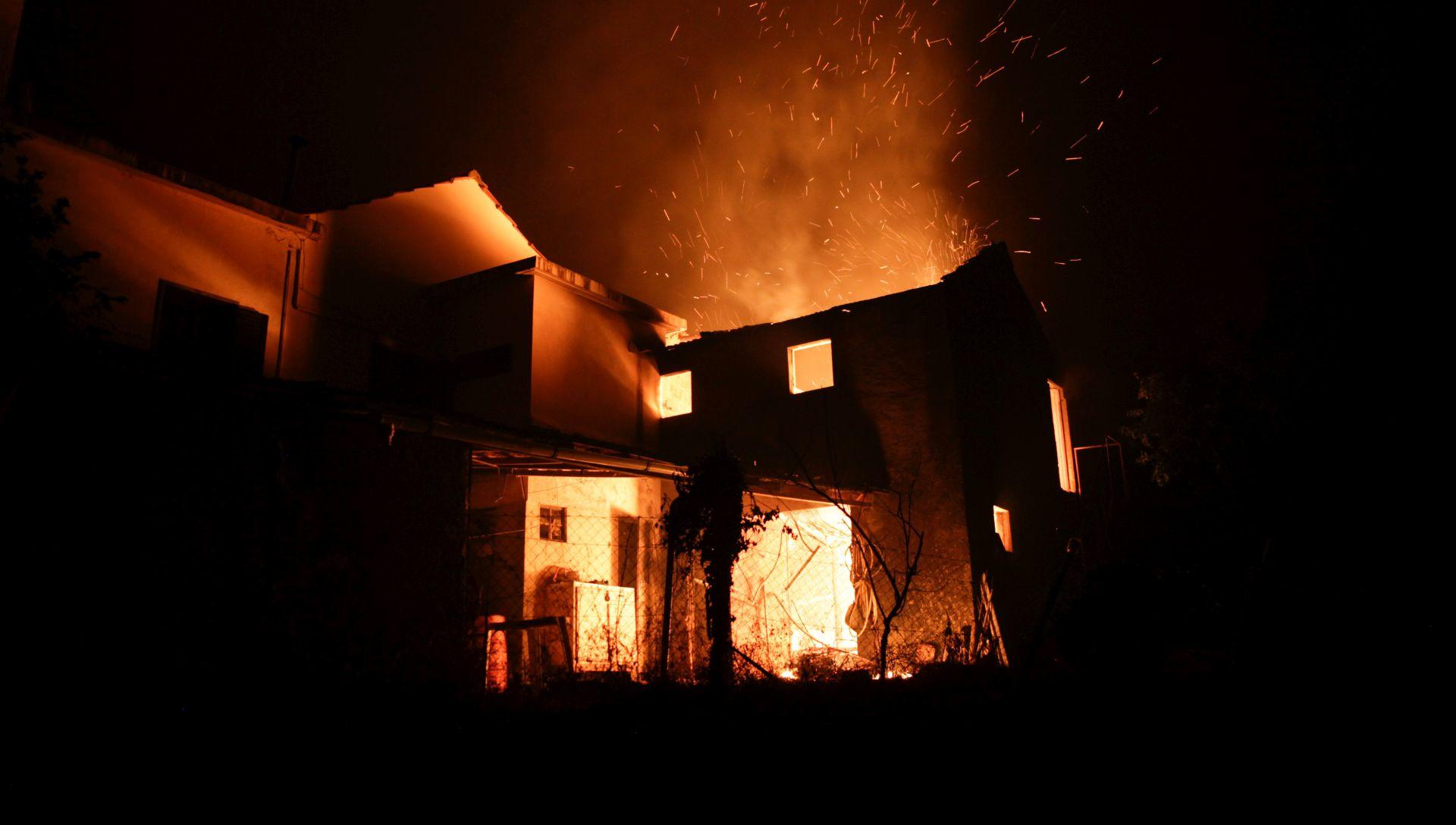 PORTUGAL U velikom požaru 43 mrtvih i 59 ozlijeđenih