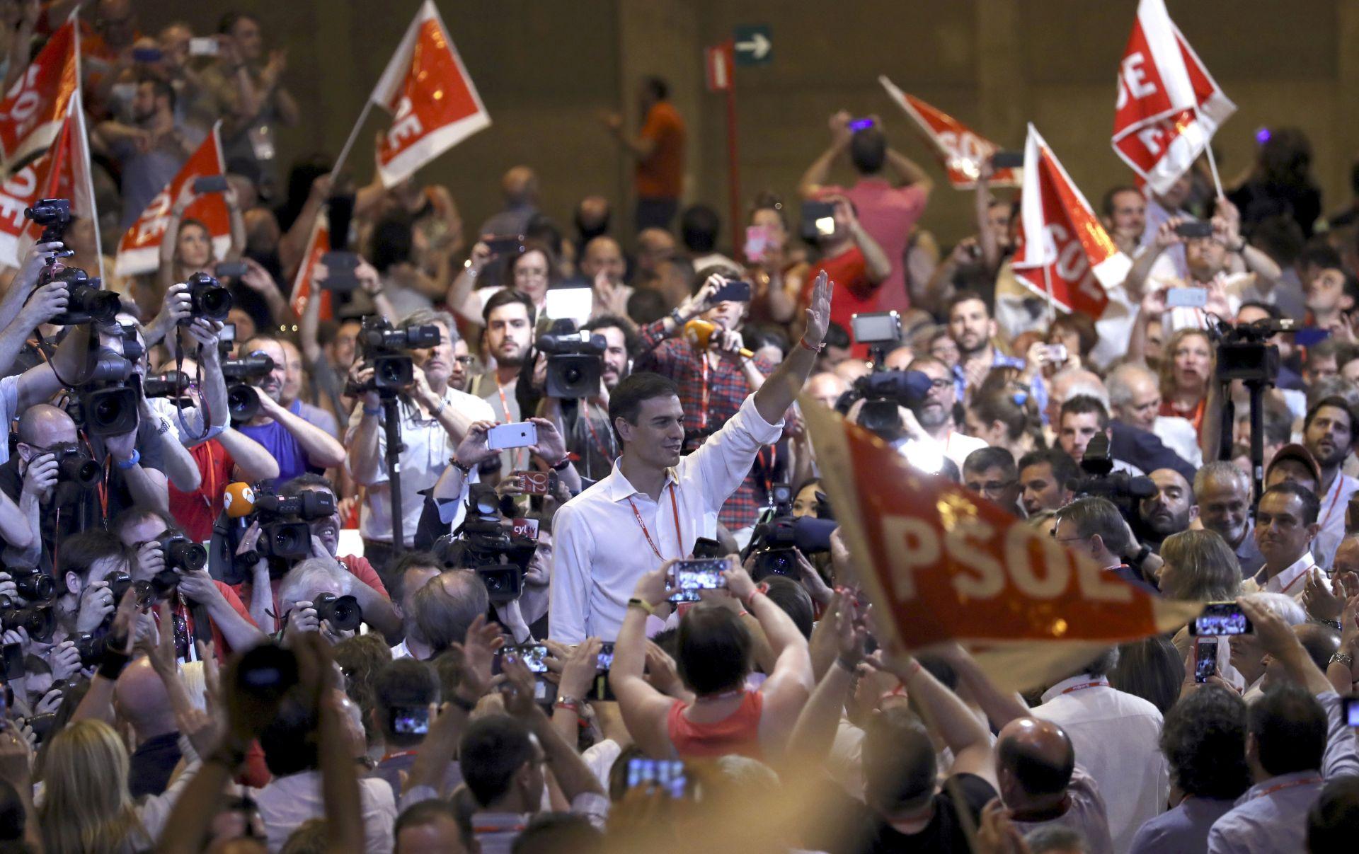 ŠPANJOLSKA Socijalisti traže savez za rušenje vlade