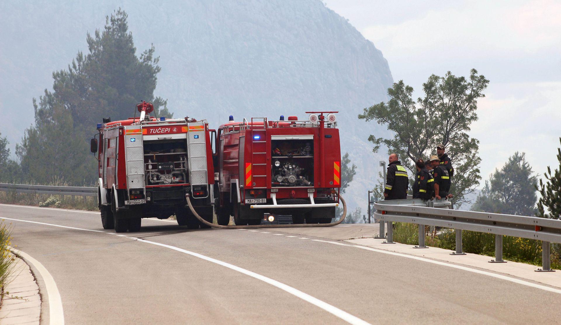 DUGOBABE Kolabirao vatrogasac iz Zagreba
