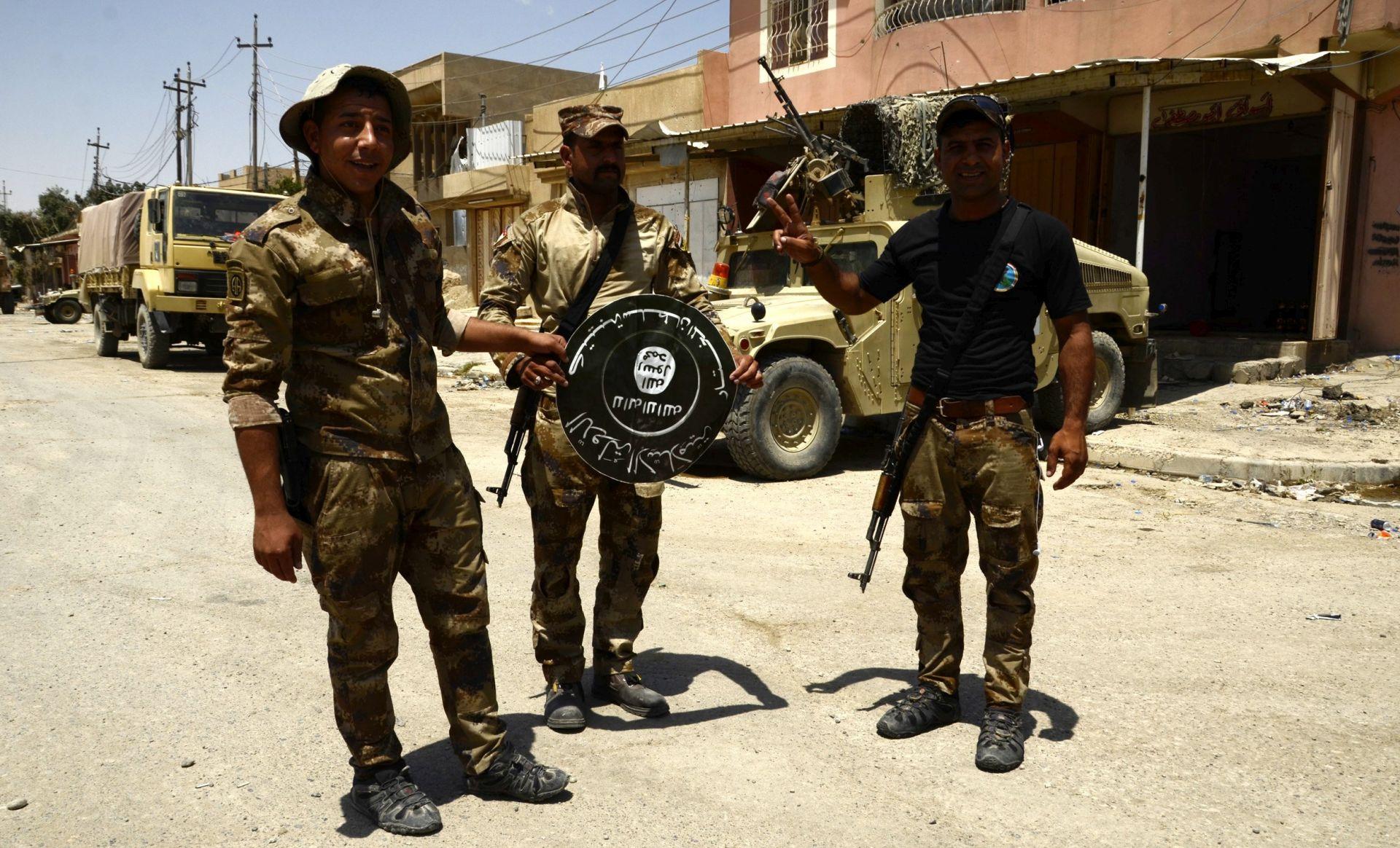 Iračke snage približavaju se zadnjim uporištima džihadista u Mosulu