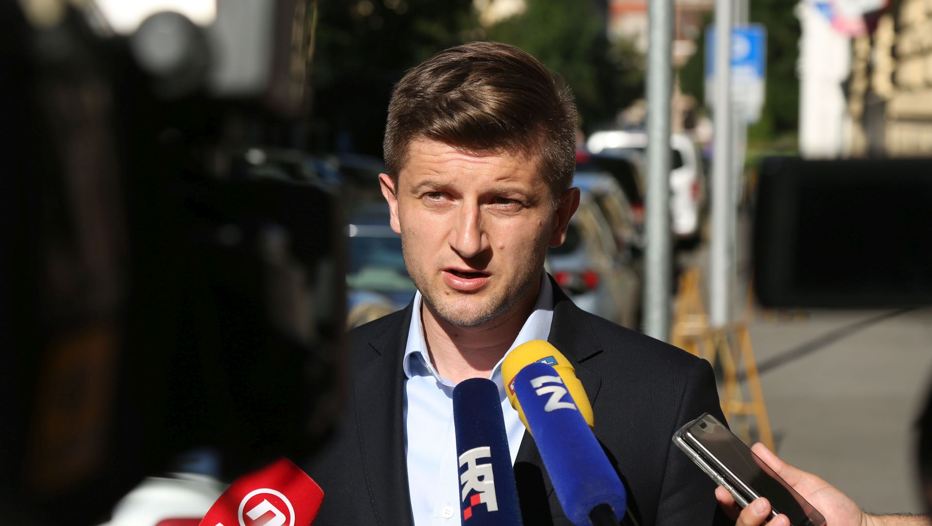 """MARIĆ O ZAKONU O KONCESIJAMA """"Nema potrebe za javnom raspravom"""""""