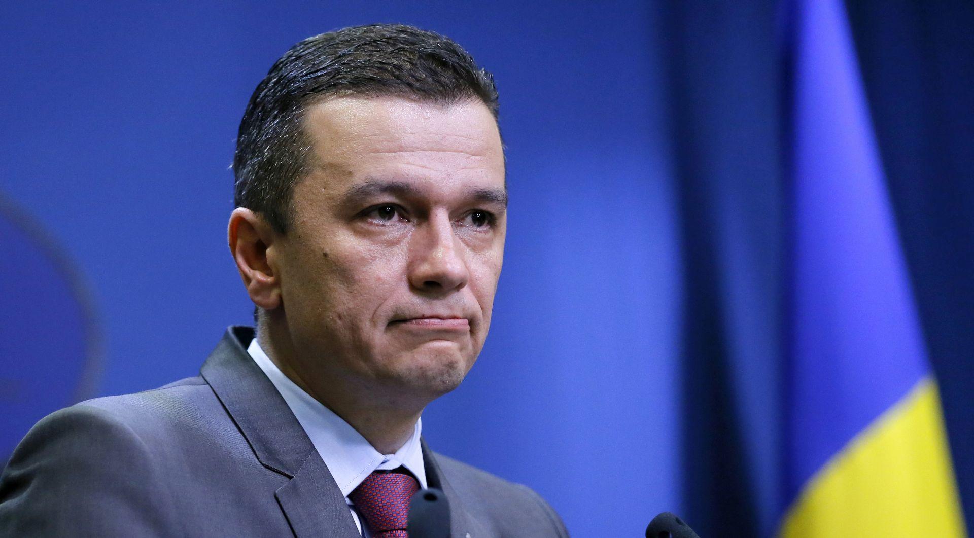 Rumunjski socijaldemokrati zatražili rušenje svog premijera
