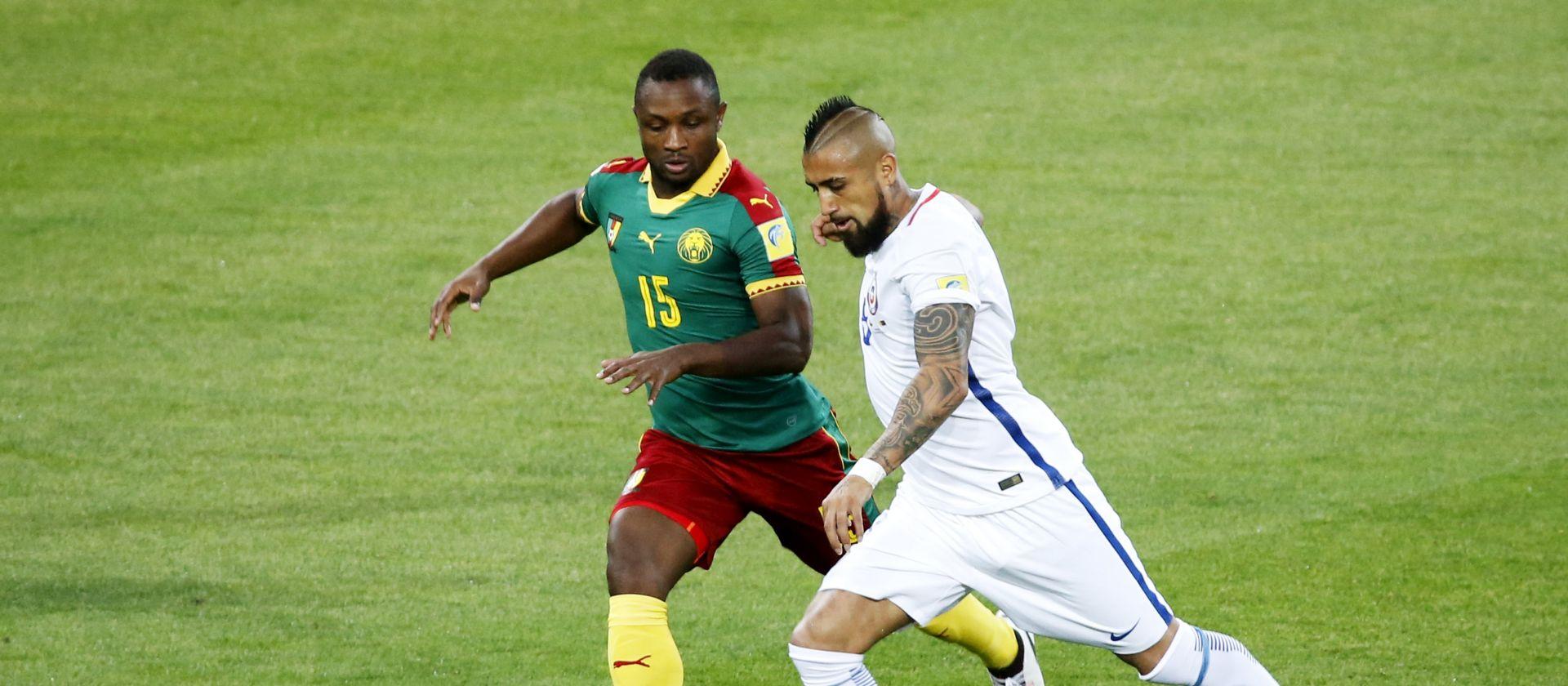 KUP KONFEDERACIJA Čile slavio protiv Kameruna