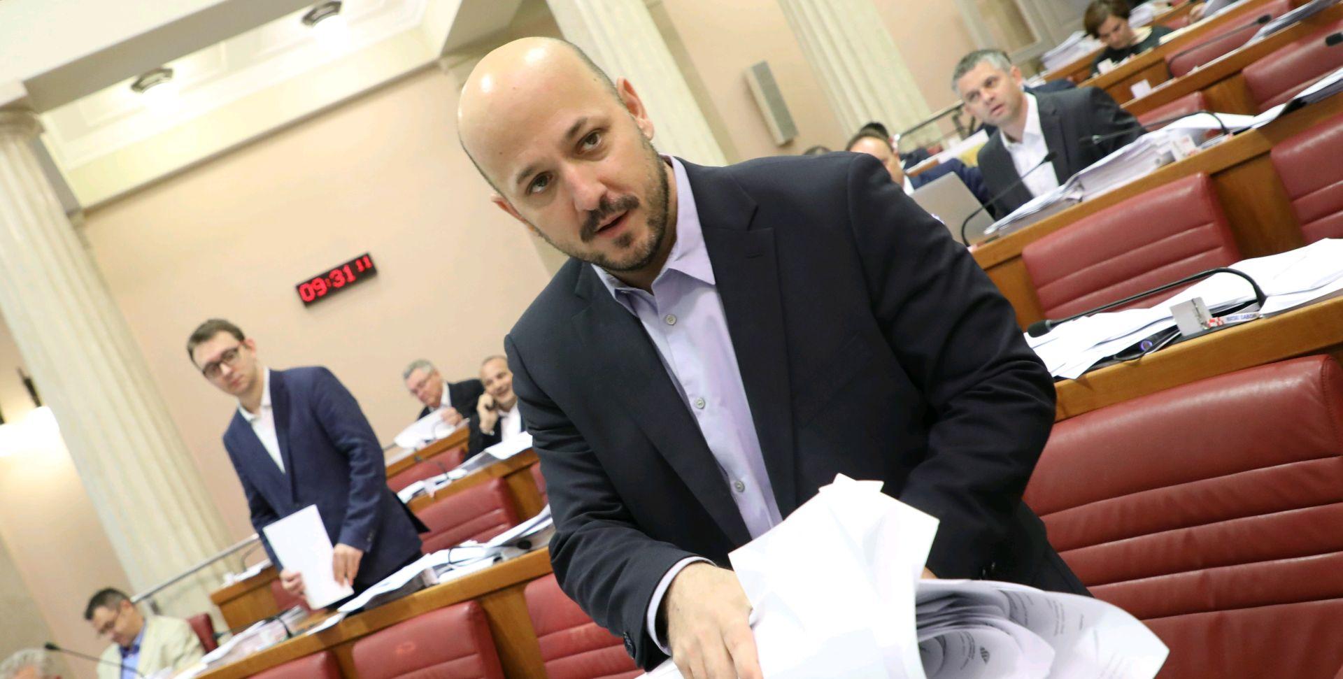 MARAS 'SDP neće glasati za ustavne suce dok se ne oformi istražno povjerenstvo za Agrokor'