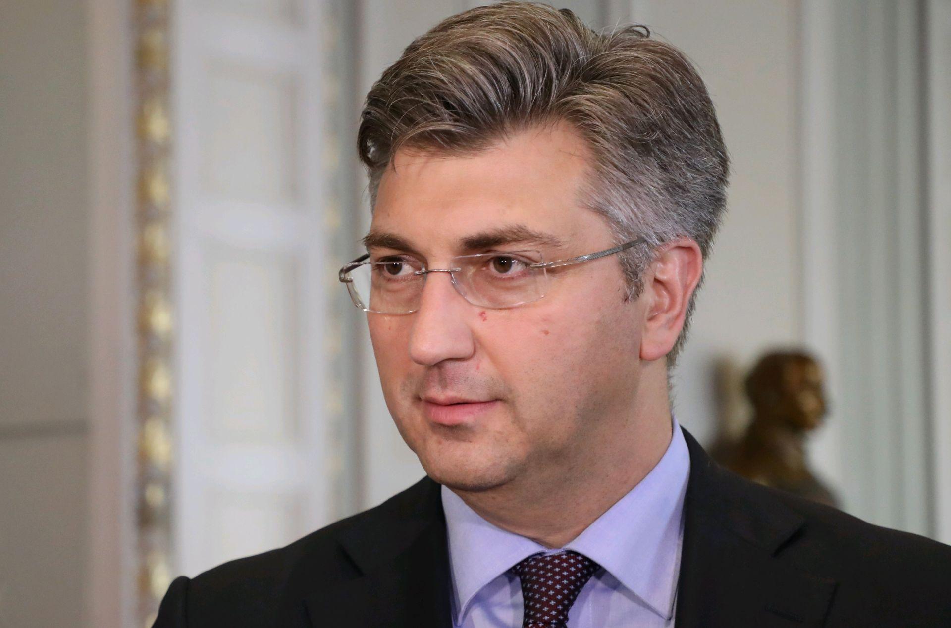 Plenković pojasnio hrvatsku politiku prema Rusiji i Ukrajini