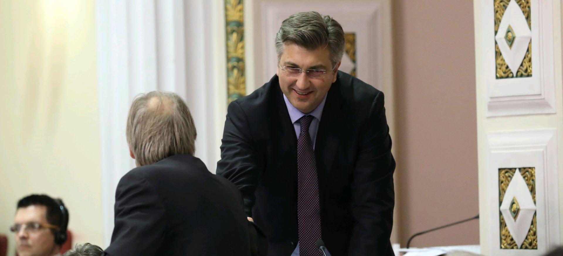15 DANA ISTRAŽNOG ZATVORA Otkriven sadržaj prijeteće poruke premijeru Plenkoviću