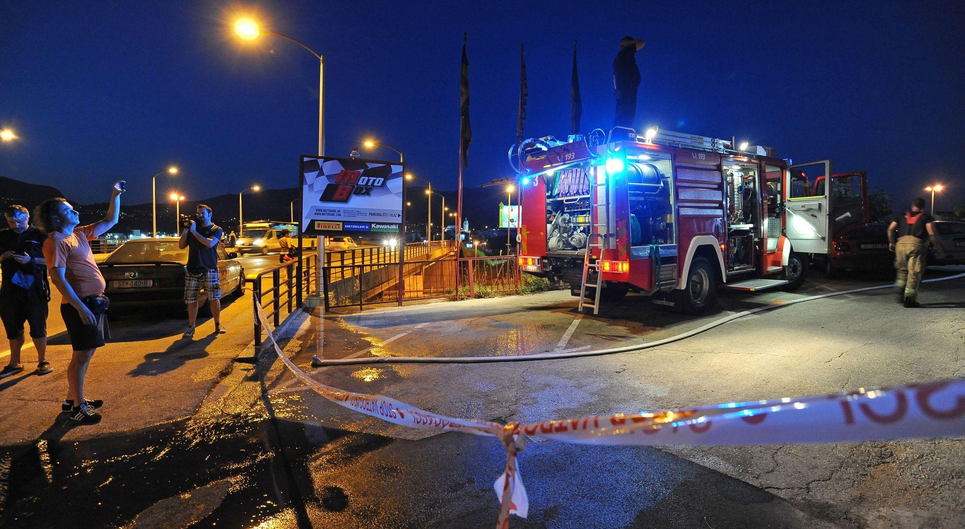DVOJICA OZLIJEĐENIH U INDUCIRANOJ KOMI Otkriven uzrok eksplozije u Splitu